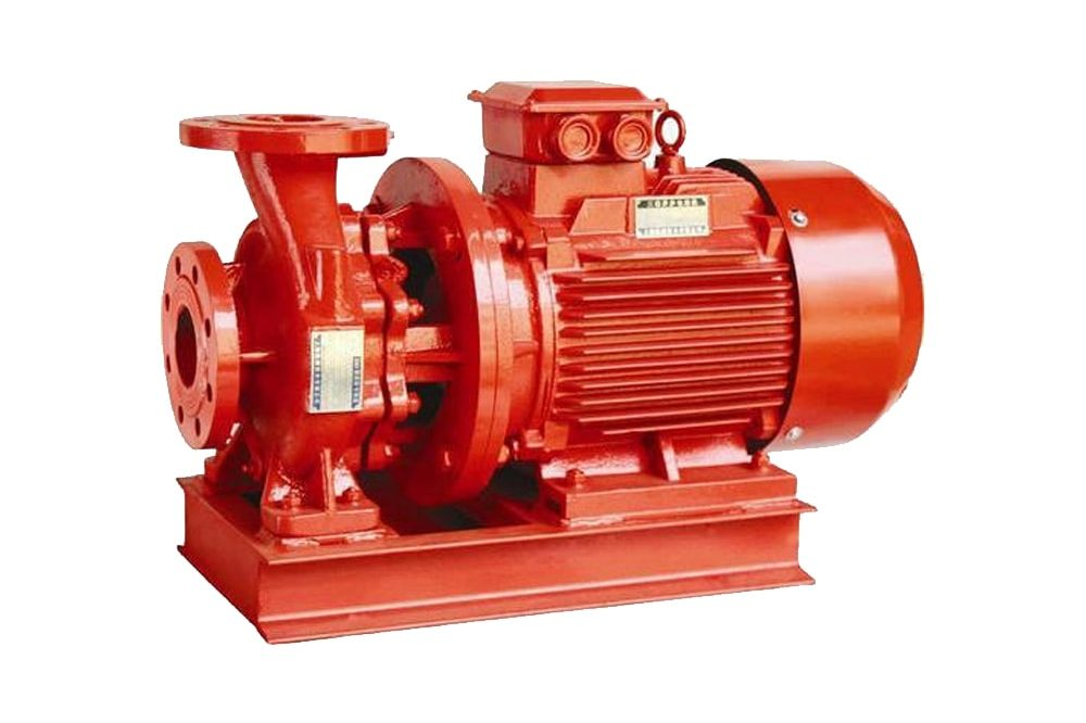Main Electric Fire Pump