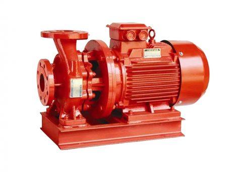 Main Electric Fire Pump