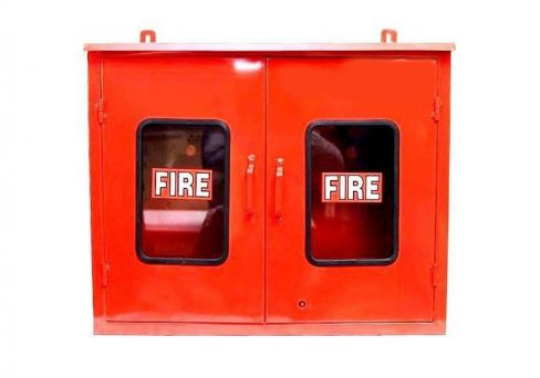 SS Fire Box
